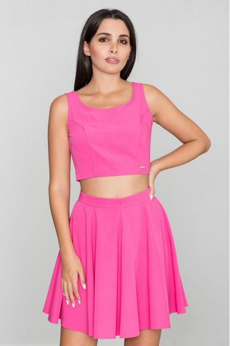 Stilingas rožinis kostiumėlis