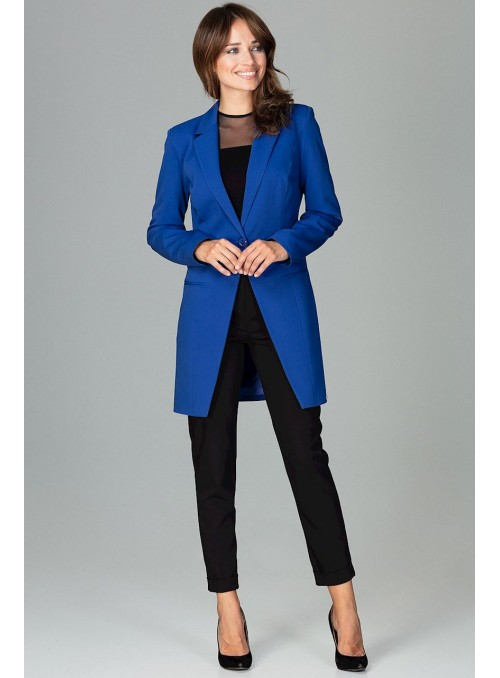 Jacket K497 Sapphire