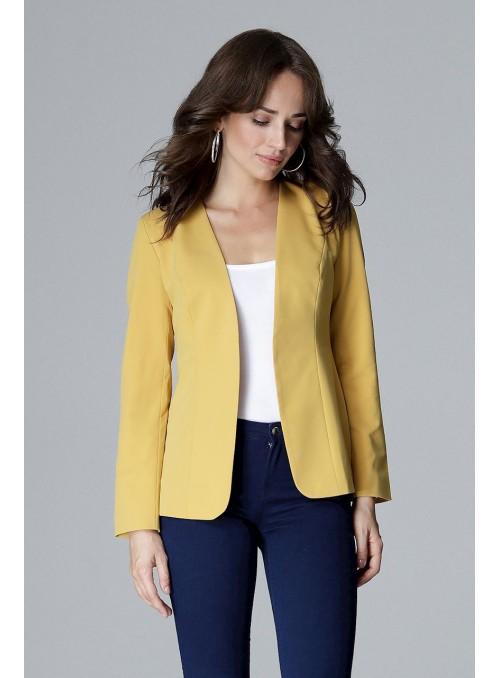 Jacket L005 Yellow