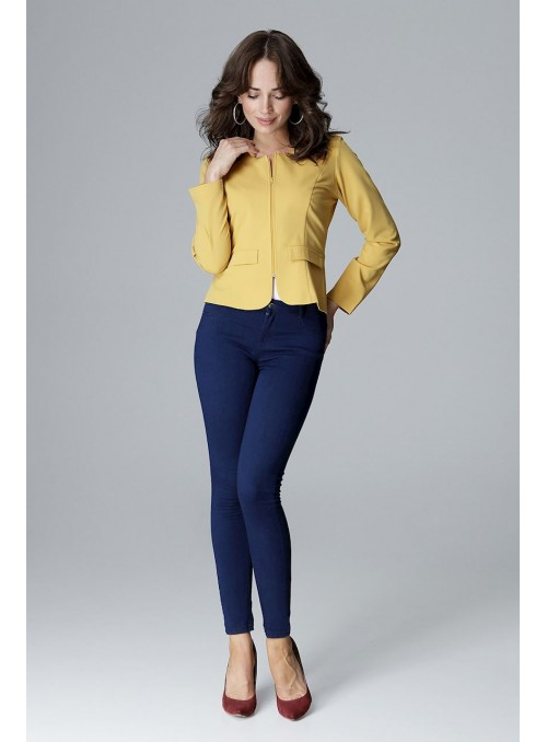 Jacket L008 Yellow