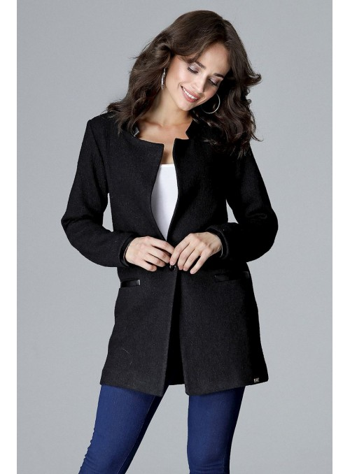 Jacket L009 Black
