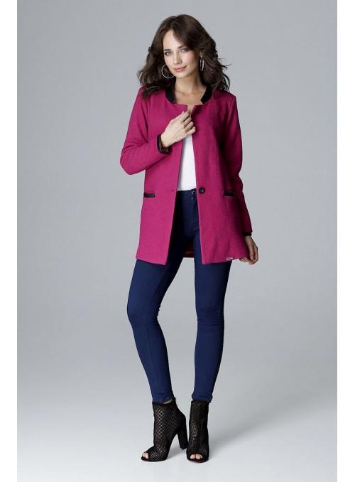 Jacket L009 Fuchsia