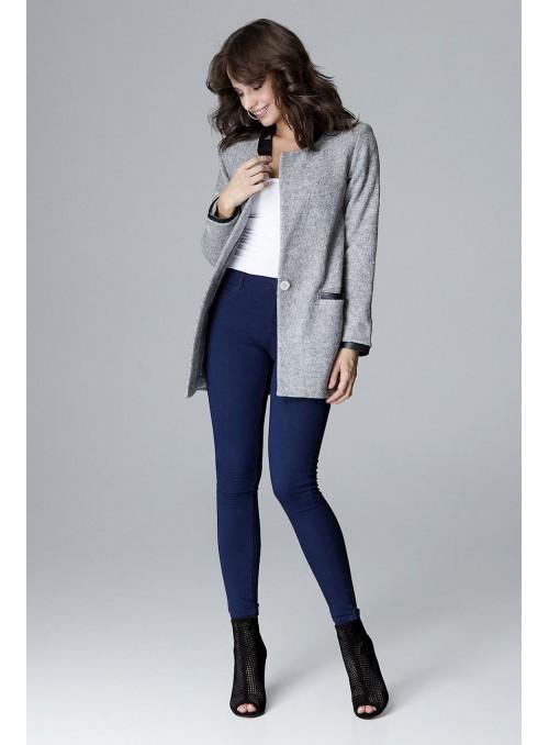 Jacket L009 Grey