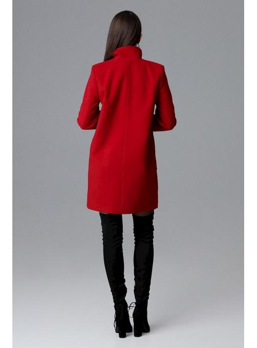 Coat M623 Red