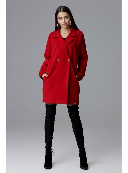 Coat M625 Red