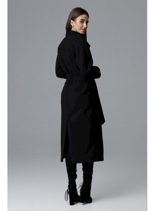 Coat M624 Black